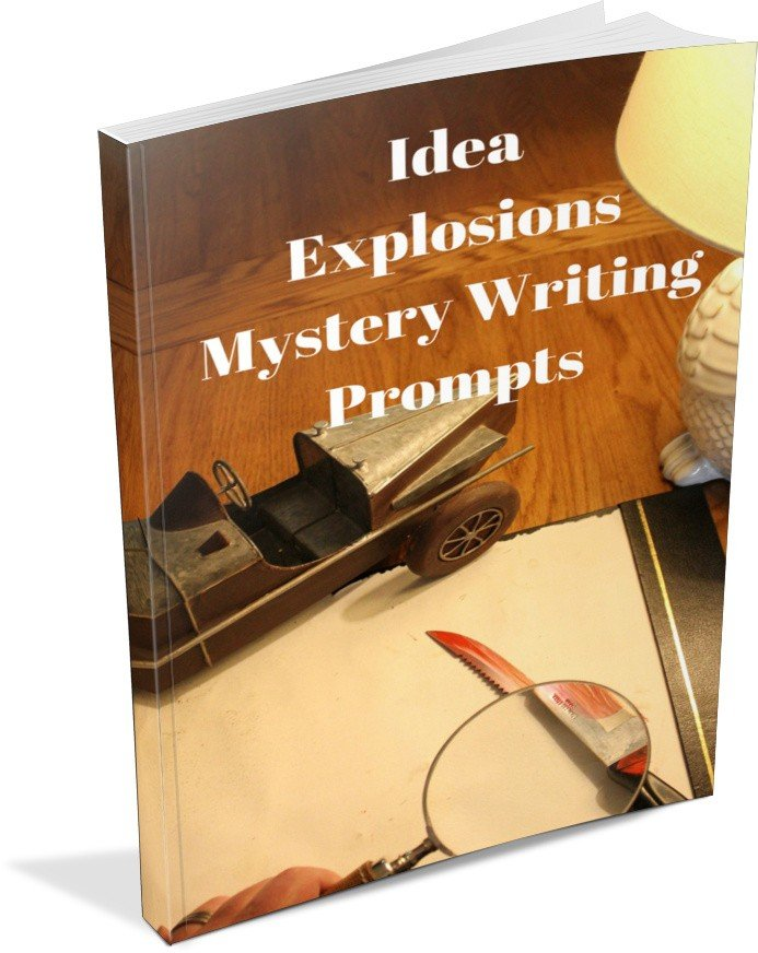 Idea Explosions Mystery Writing Prompts